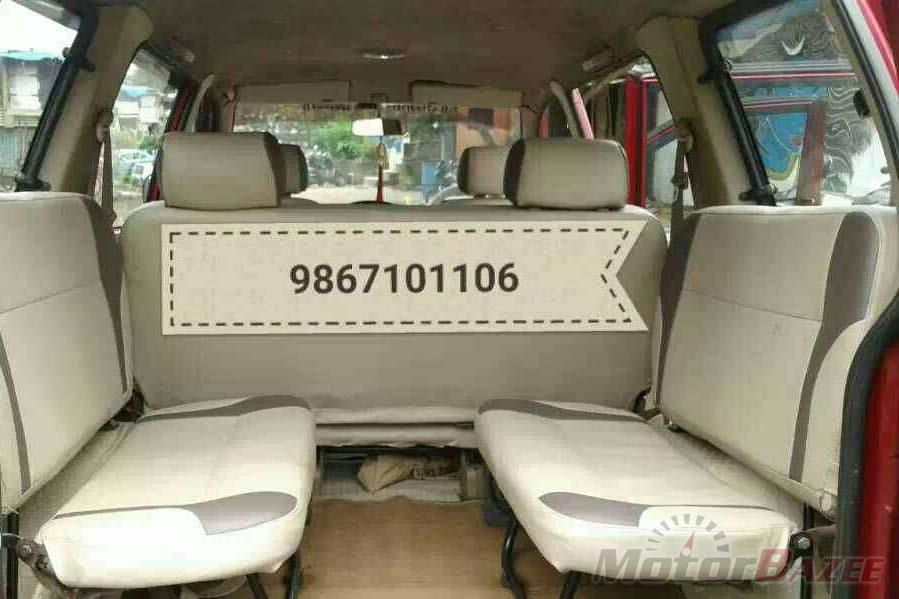 Used Diesel Trucks >> Used Chevrolet Tavera B1 10 seats BSIII 17430110917120610