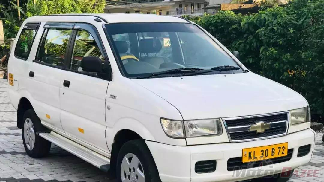 Used Chevrolet Tavera Neo 2 Neo Ss D1 8 Seater 26484310719123138