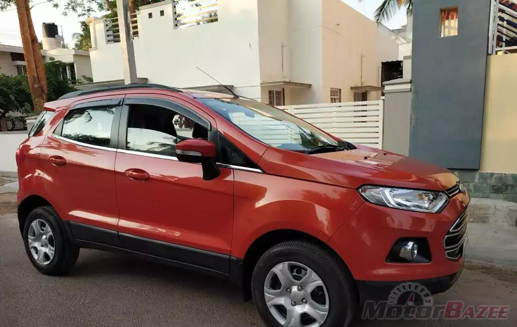Ford EcoSport 1.5 D Ambiente