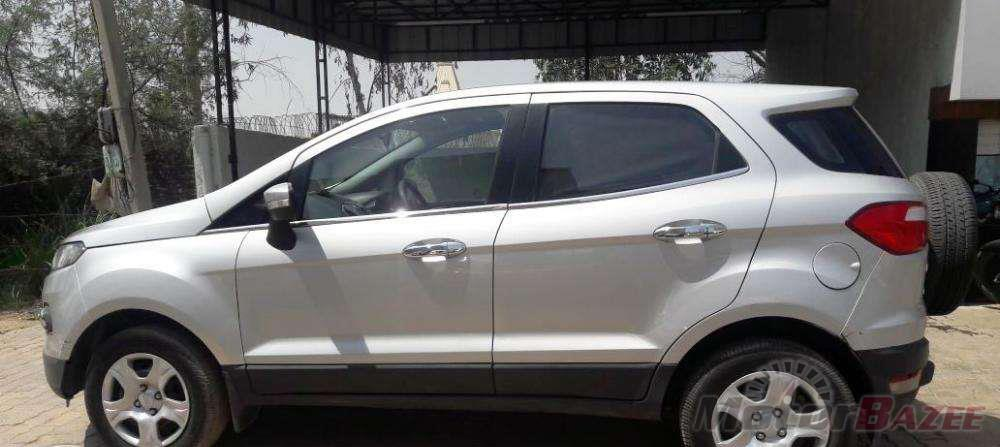 ford ecosport 1.5 d trend