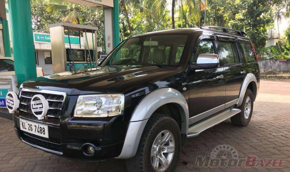 Ford Endeavour 4x2 XLT