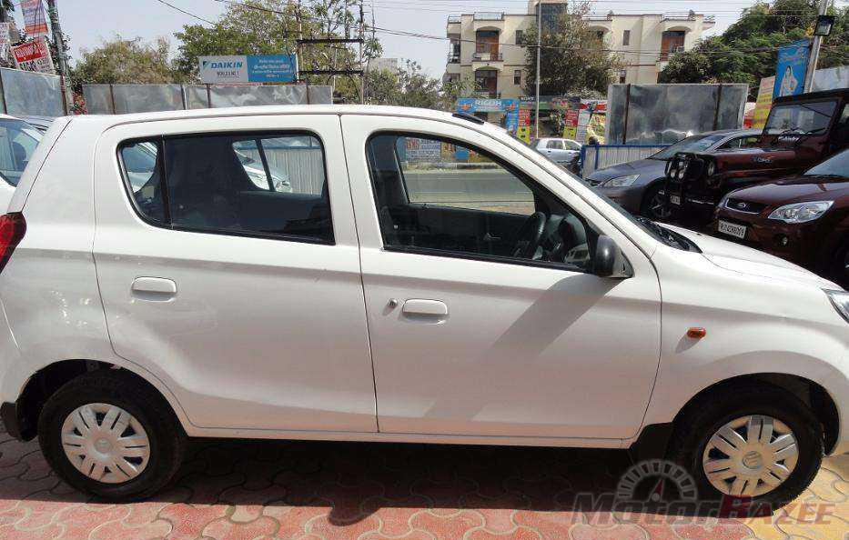 Maruti Suzuki Alto Lxi On Road Price