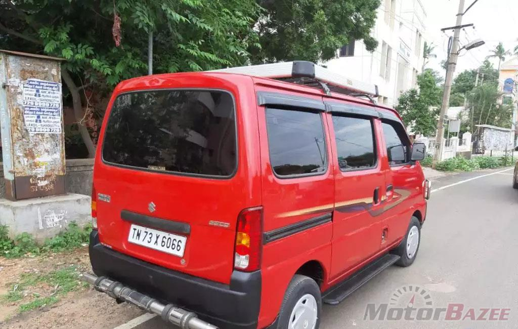 Maruti Suzuki Eeco 5-Seater with A/C+Heater
