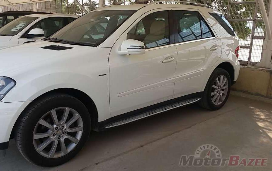Used mercedes benz m class ml 350 cdi 15066290417122935 for Mercedes benz ml class 350 cdi price in india