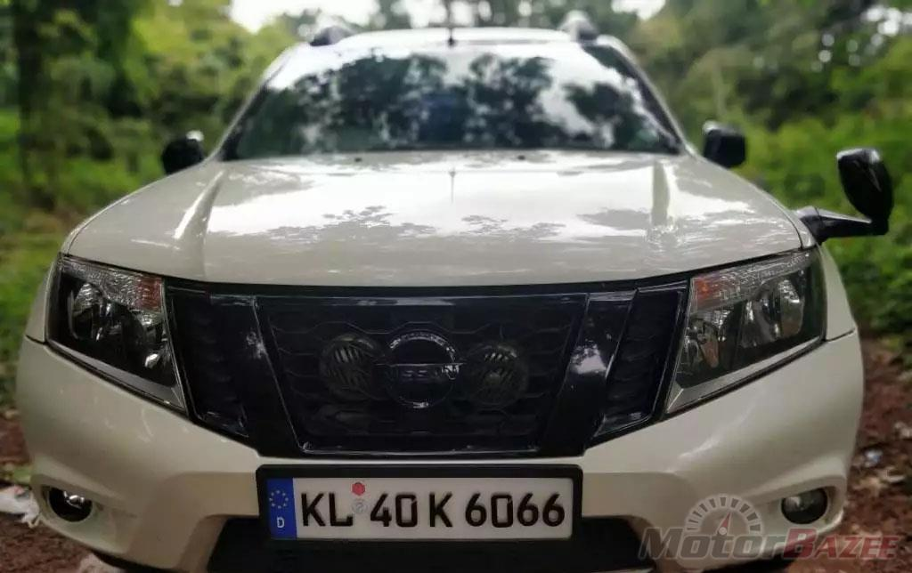 Nissan Terrano 1.5 XL Plus 85