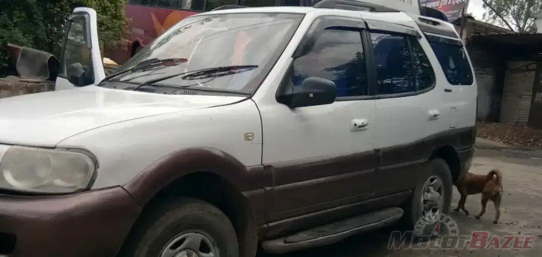 Tata Safari DICOR 2.2 LX 4x2