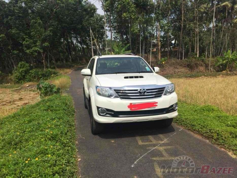 Toyota Fortuner TRD Sportivo 4X2 Automatic