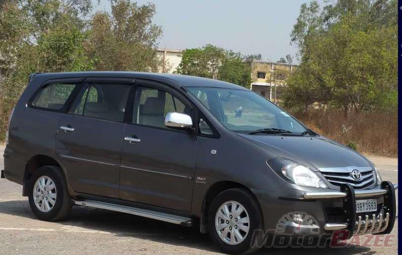 Toyota Innova Car Loan