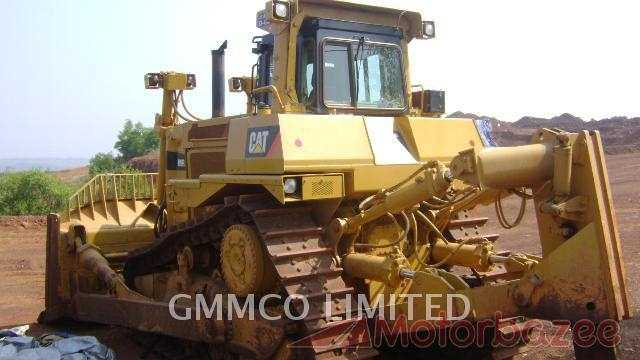 Caterpillar D9R Base