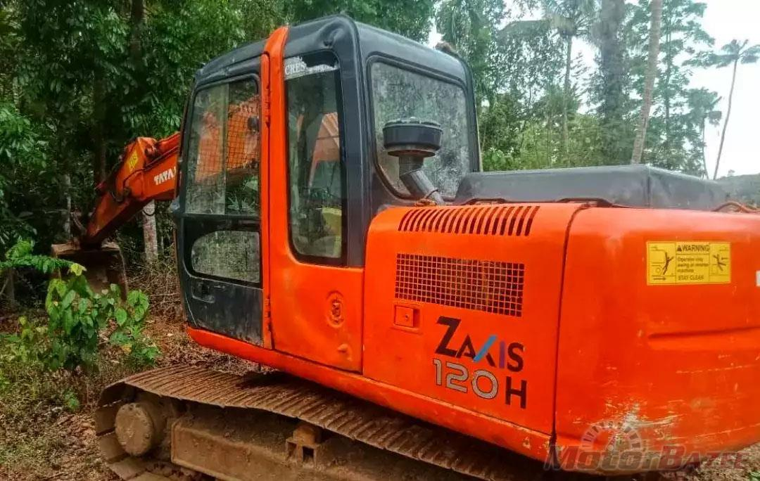 Tata Hitachi ZAXIS 120H Base
