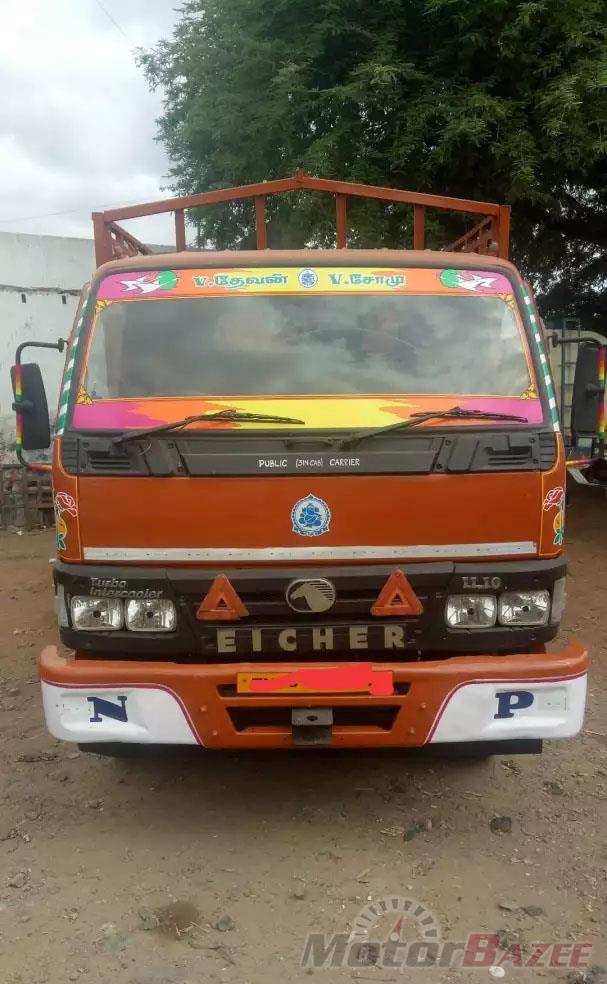 Eicher 11.10 Base
