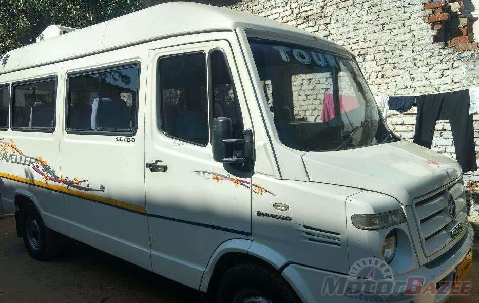 Force Motors Traveller Smart Citibus BASE