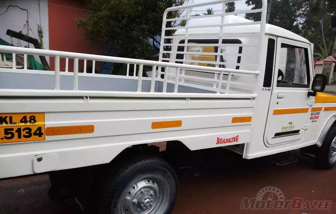 Mahindra BIG BOLERO PICKUP CBC BS IV