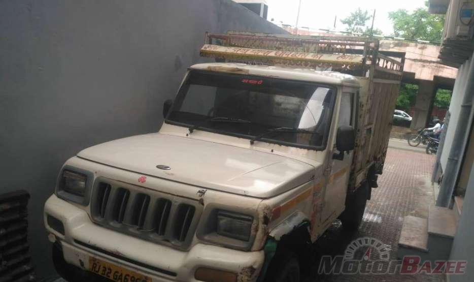 Mahindra BOLERO PICK UP BOLERO MAXI TRUCK PLUS