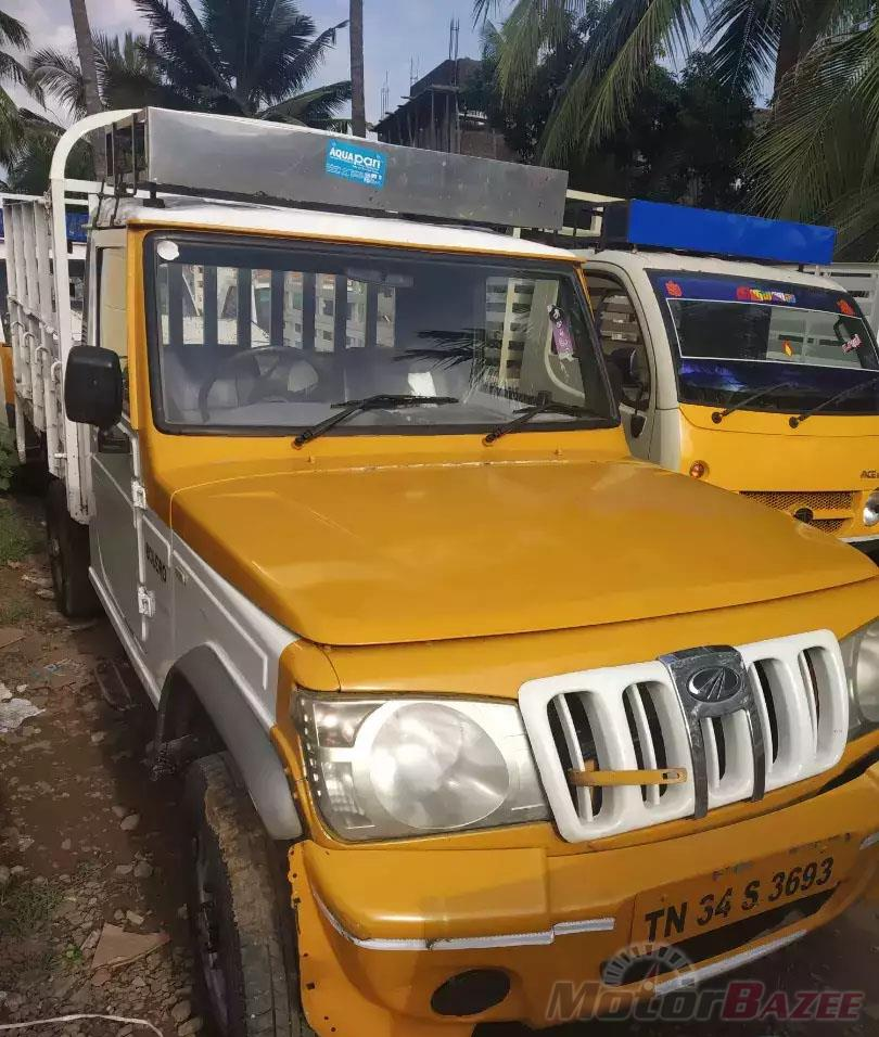 Mahindra BOLERO PICK UP Big BS3 PS