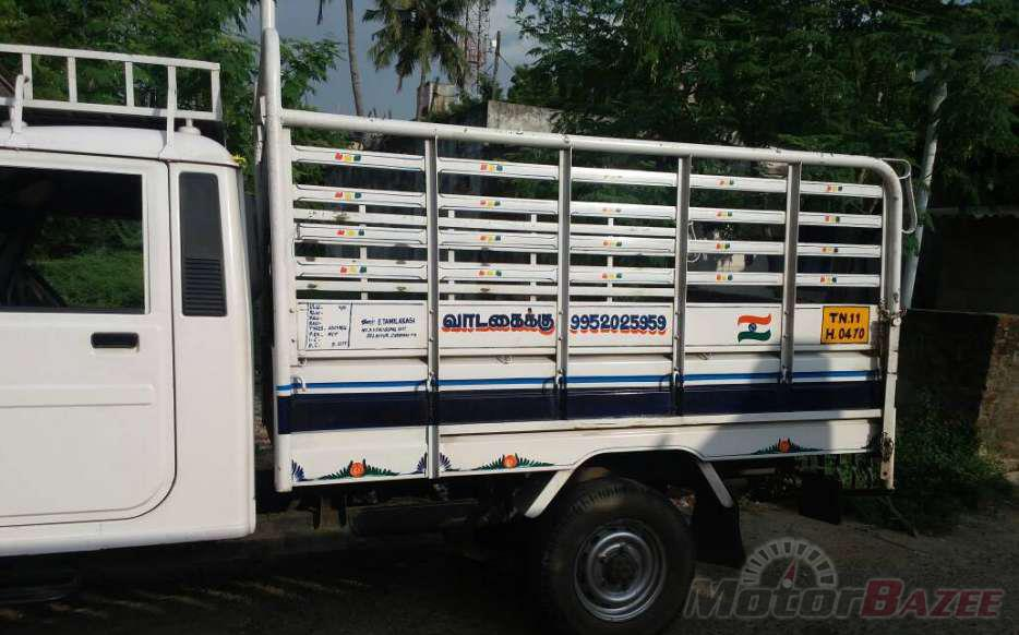 Used Mahindra Bolero Pick Up Bolero Maxi Truck
