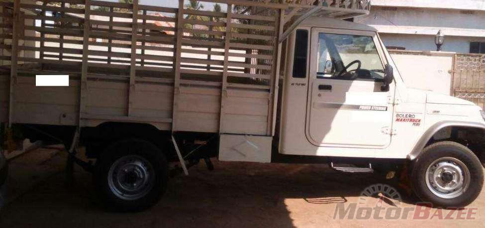 Mahindra Truck Price Used Mahindra Bolero Pick Up Bolero