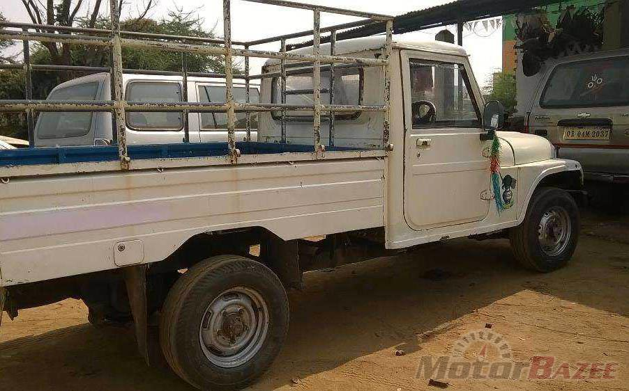 Used Mahindra Bolero Pick Up Bolero Maxi Truck Plus