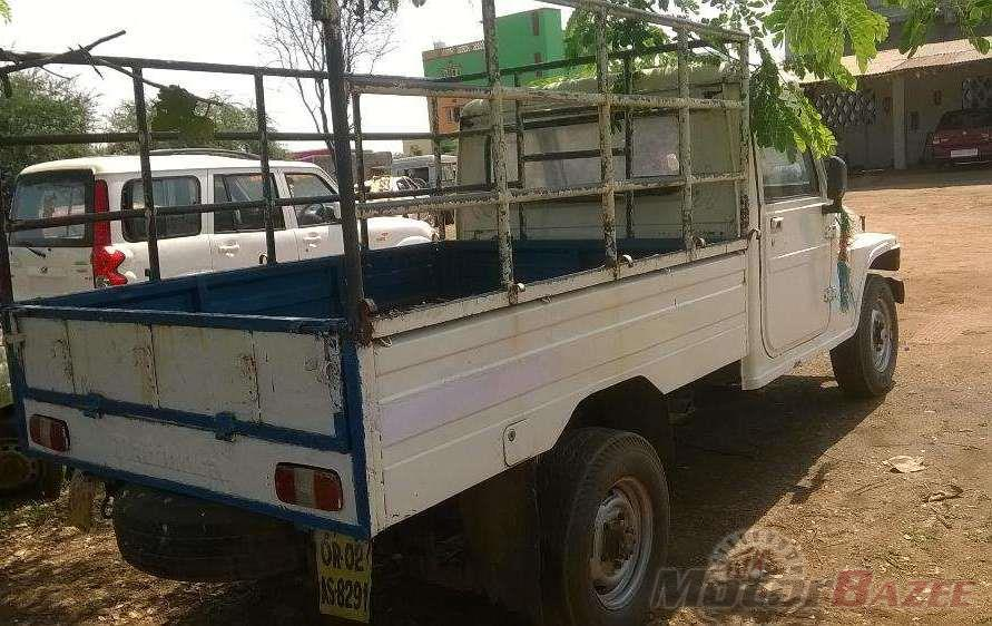 Used Mahindra Bolero Pick Up Maxi Truck 3587060715122725