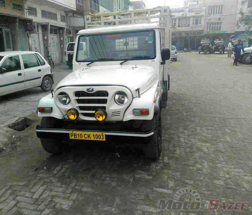 Used Mahindra Bolero Pick Up Maxi Truck 7149040216145234