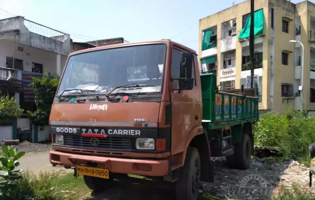 Tata 407 TC TIPPER