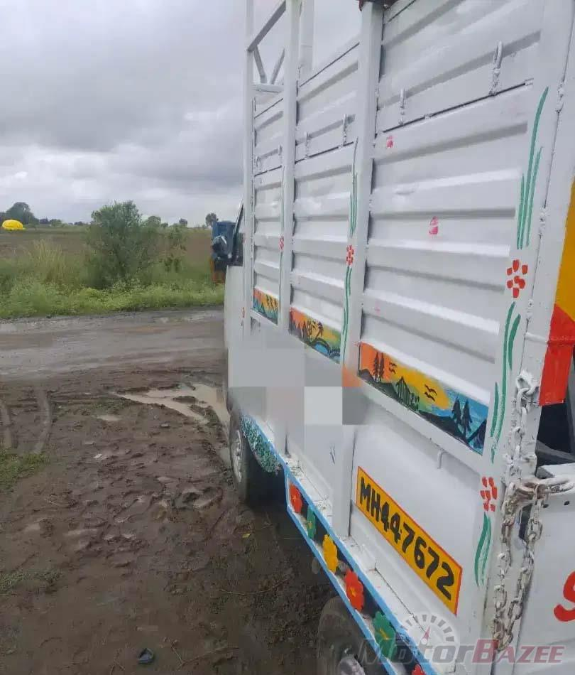 Tata ACE Zip Base