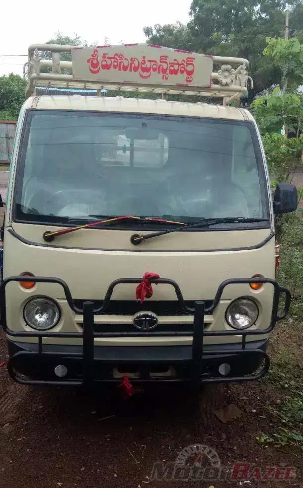Tata Ace Gold Base