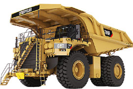Caterpillar-795F AC