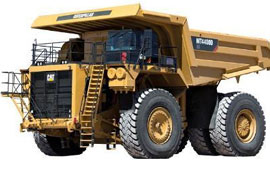 Caterpillar-MT4400D AC