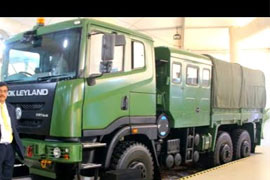 Ashok Leyland-SUPER STALLION 8x8
