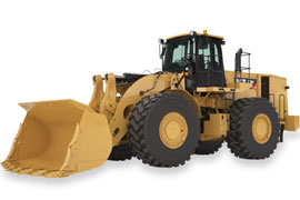 Caterpillar-986H (Net Power- 305.0 kW)