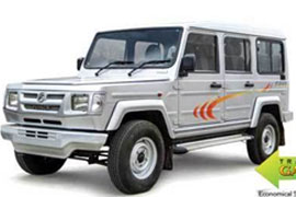 Force Motors-Trax Gama