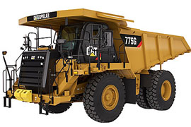 Caterpillar-775G (Tier 2)
