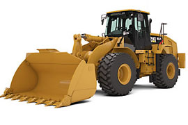 Caterpillar-962H (Operating Weight-19121 Kg)