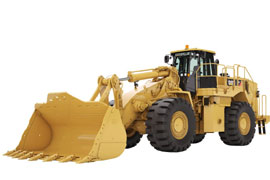 Caterpillar-988H (Net Power-373.0 kW)
