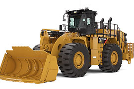 Caterpillar-988K Steel Mill Arrangement