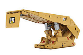 Caterpillar-Customized Roof Support Systems
