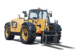 Caterpillar-TH406