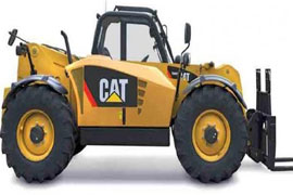 Caterpillar-TH407