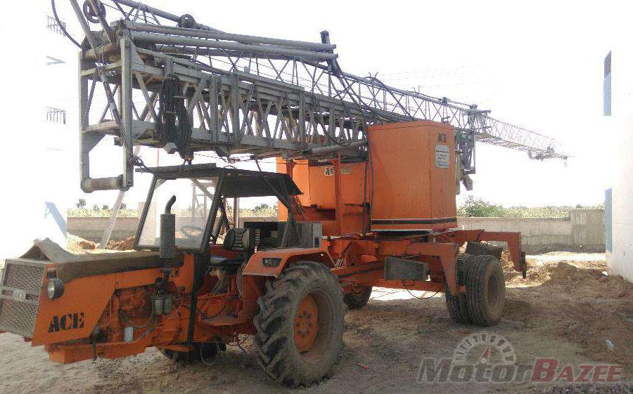 Used ACE  2418 Base Truck