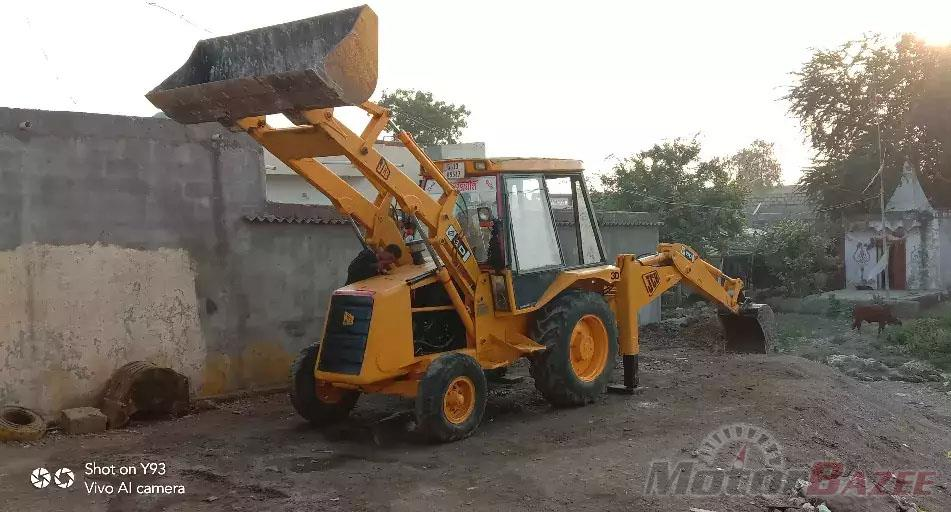 Used JCB  3DX Super ecoXcellence Base Truck