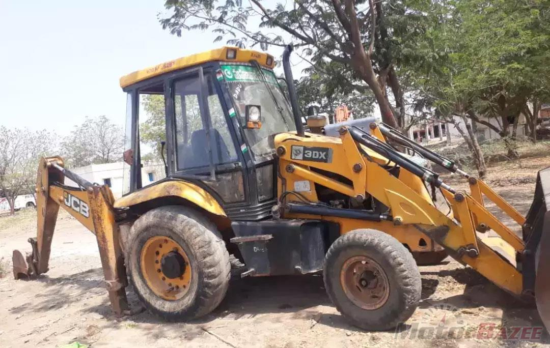 Used JCB  3DX Super ecoXcellence Super Truck