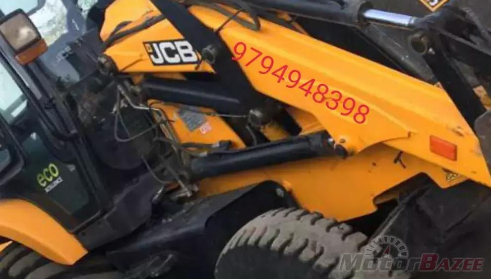 Used JCB  3DX ecoXcellence Base Truck