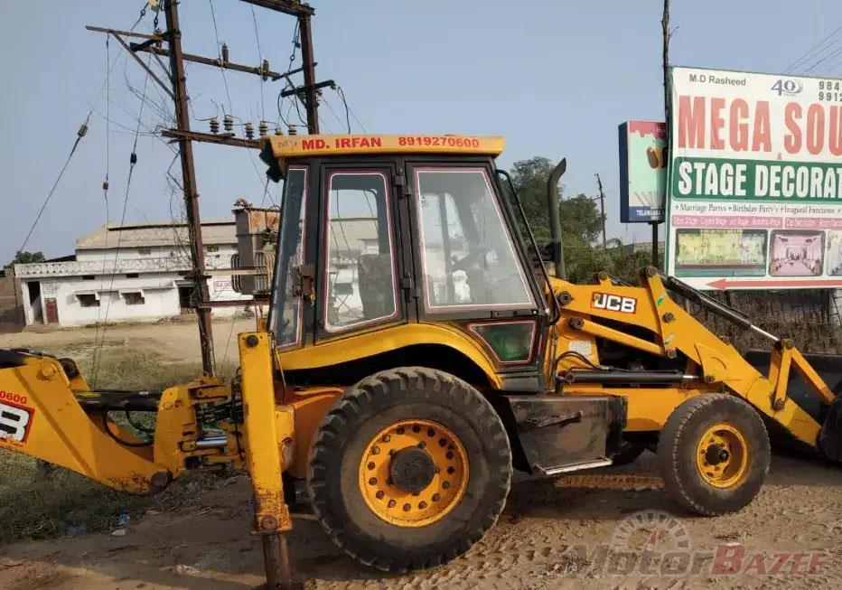 Used JCB  3DX ecoXcellence Super Truck