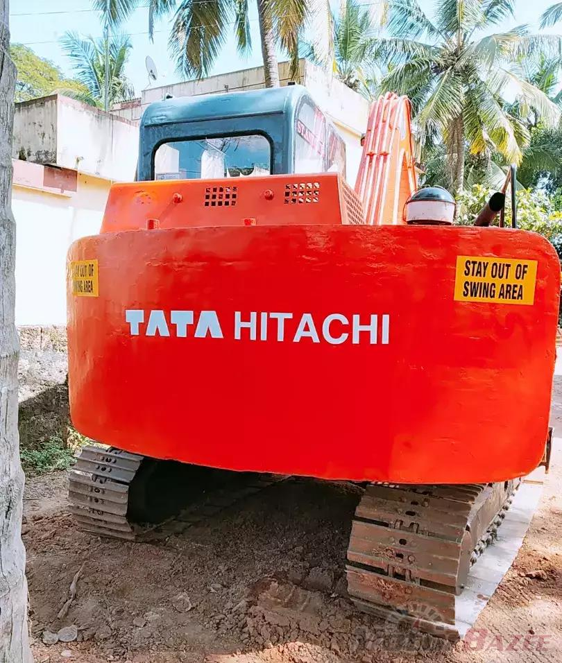 Used Tata Hitachi  EX 70 Base Truck