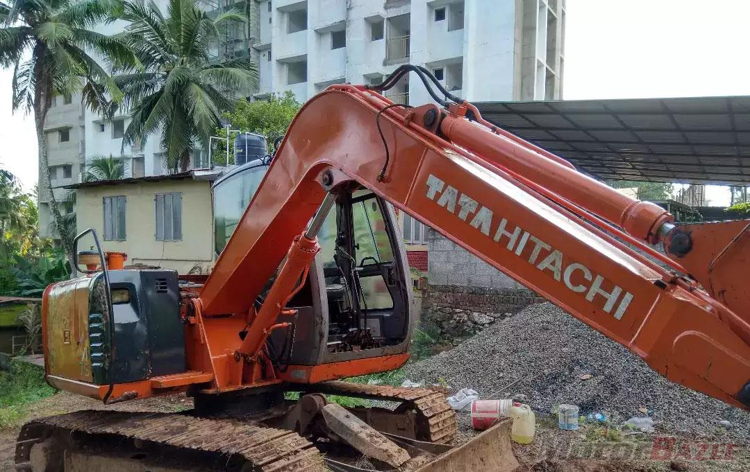 Used Tata Hitachi  ZAXIS 80 Base Truck