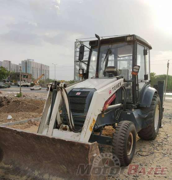 Used Terex  TLB740S Base Truck