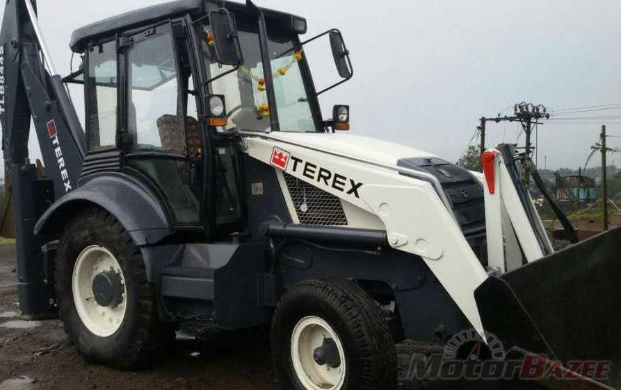 Used Terex  TLB844S Base Truck