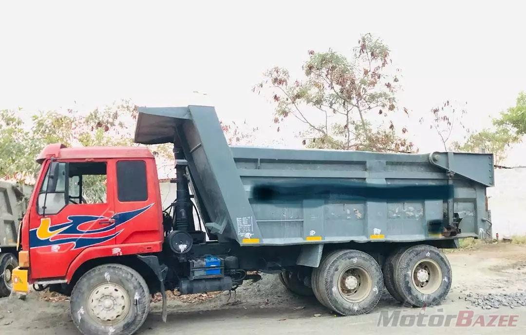 Used AMW  1618 TP Base Truck