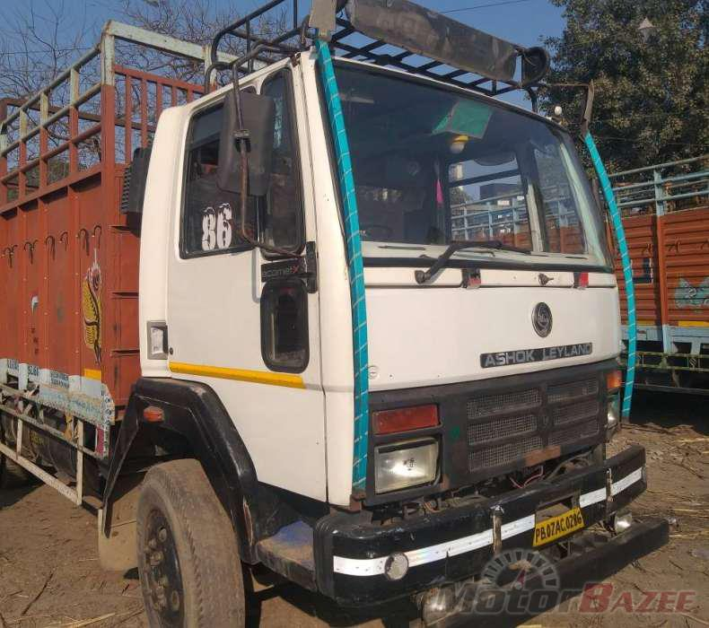Used Ashok Leyland  1616 XP Base Truck